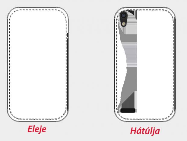 huawei-ascend-p6-egyedi-fenykepes-lenyitos-flip-mobiltok