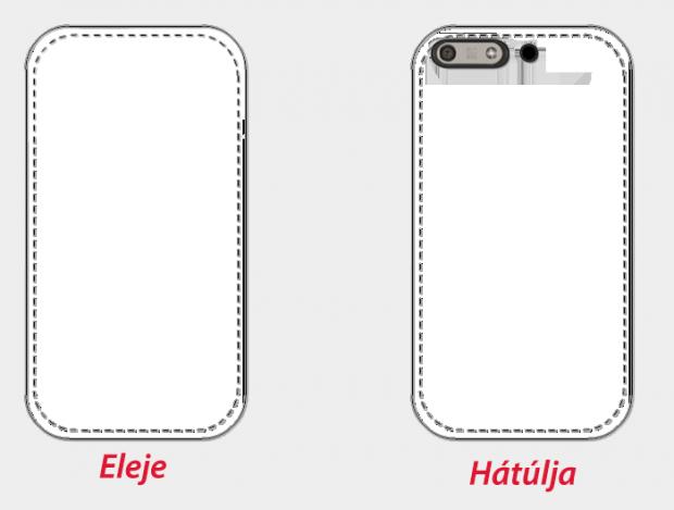 huawei-ascend-p7-mini-egyedi-fenykepes-lenyitos-flip-mobiltok