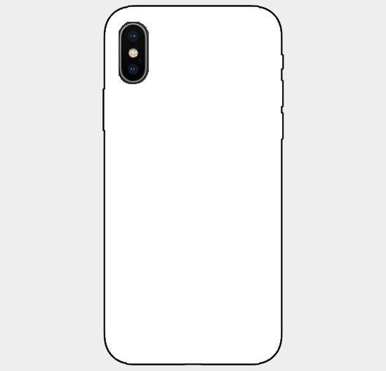 apple-iphone-xs egyedi szilikon tok