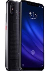 Xiaomi Mi 8 Pro egyedi fényképes szilikon tok tervező