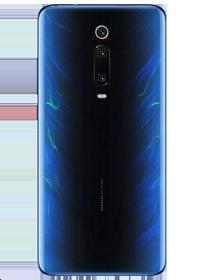 Xiaomi Mi 9T Pro LTE egyedi fényképes szilikon tok tervező