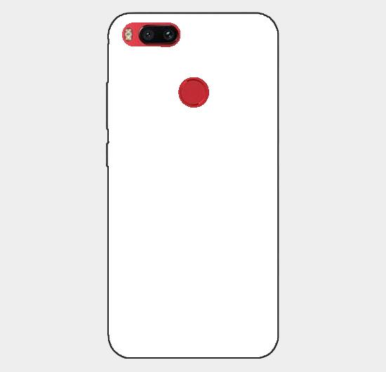 Xiaomi Mi A1 LTE egyedi fényképes szilikon tok