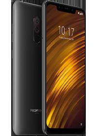 Xiaomi Pocophone F1 LTE egyedi fényképes szilikon tok tervező