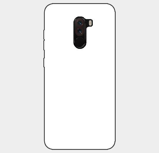 Xiaomi Pocophone F1 LTE egyedi fényképes szilikon tok
