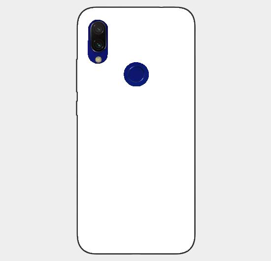 Xiaomi Redmi 7 LTE egyedi fényképes szilikon tok