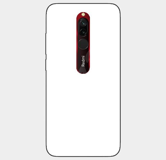 Xiaomi Redmi 8 LTE egyedi fényképes szilikon tok