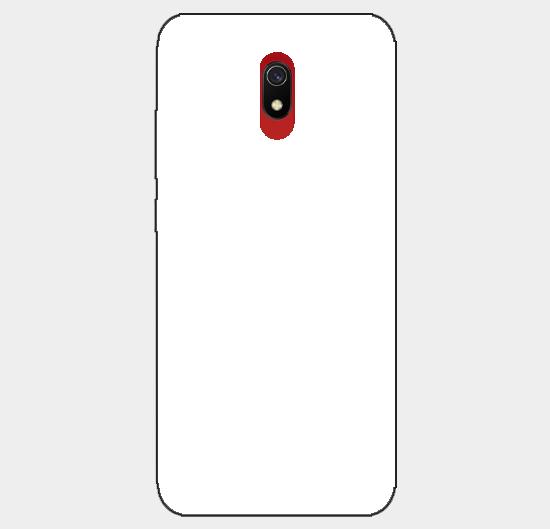 Xiaomi Redmi 8A LTE egyedi fényképes szilikon tok