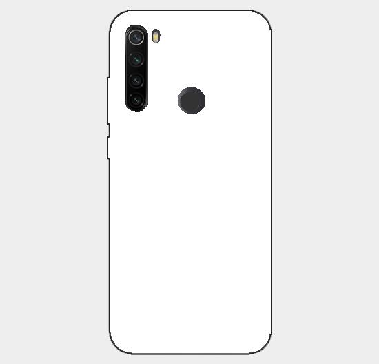 Xiaomi Redmi Note 8T LTE egyedi fényképes szilikon tok